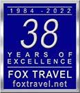 Fox Travel - 30 Years